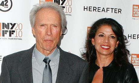 Dina Eastwood files for legal separation and seeks spousal support and child custody