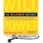 The Willpower Instinct: How Self-Control Informed by the latest research and combining cutting-edge insights from psychology, economics, neuroscience, and medicine, McGonigal's book explains exactly what willpower is, how it works, and why it matters.  Watch The Agenda's interview with the author here:  http://www.youtube.com/watch?v=rtPytXO7fWY=plcp