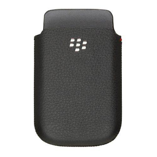Blackberry HDW-31343-001 OEM Slim Pocket Sleeper Pouch Sleeve Case for AT&T / T-Mobile Blackberry Curve 8900 8500 8520 8530 Curve 3G 9300 9330 Bold 9700 9780. BlackBerry HDW-31343-001 Original Black Leather Pocket for 8520, 9300 and 9700.
