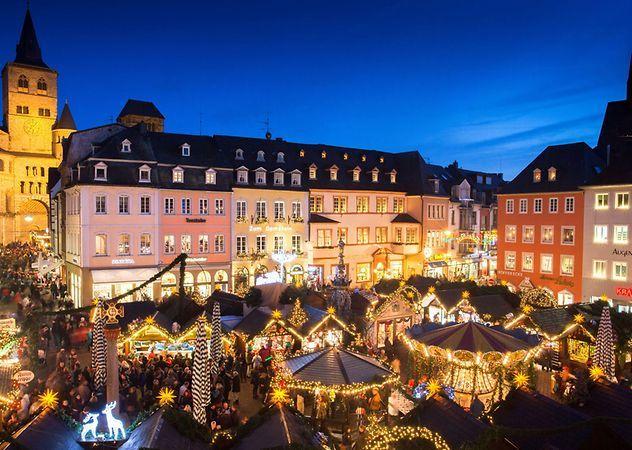 Luxemburger Wort - Die schönsten Weihnachtsmärkte der Großregion