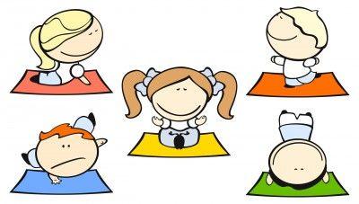 Yoga para niños y niñas, EL YOGA EN LA ESCUELA VOl. 2