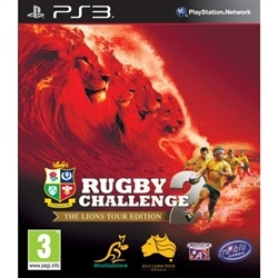 Rugby Challenge 2 The Lions Tour Edition Game PS3. Pre Order Deal. Released June 31. Price $56.06 delivered!