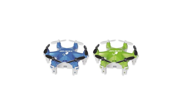 Micro Hexacopter (Headless Mode) Drone Remote Control Hobby Toy Quadcopter  #RivieraRC