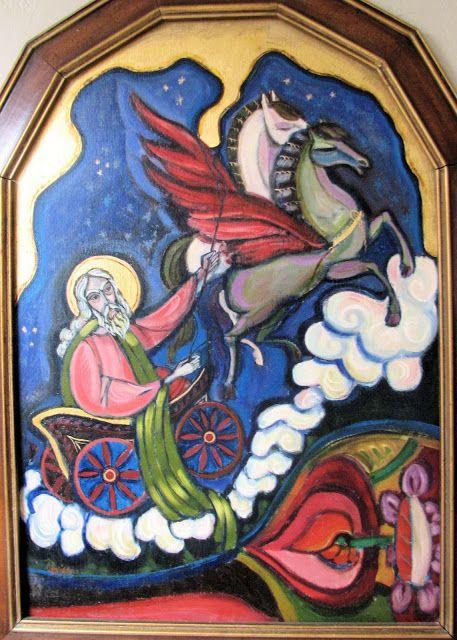 Romanian Gastronomic Voyage: St.Ilie The Stormy Saint