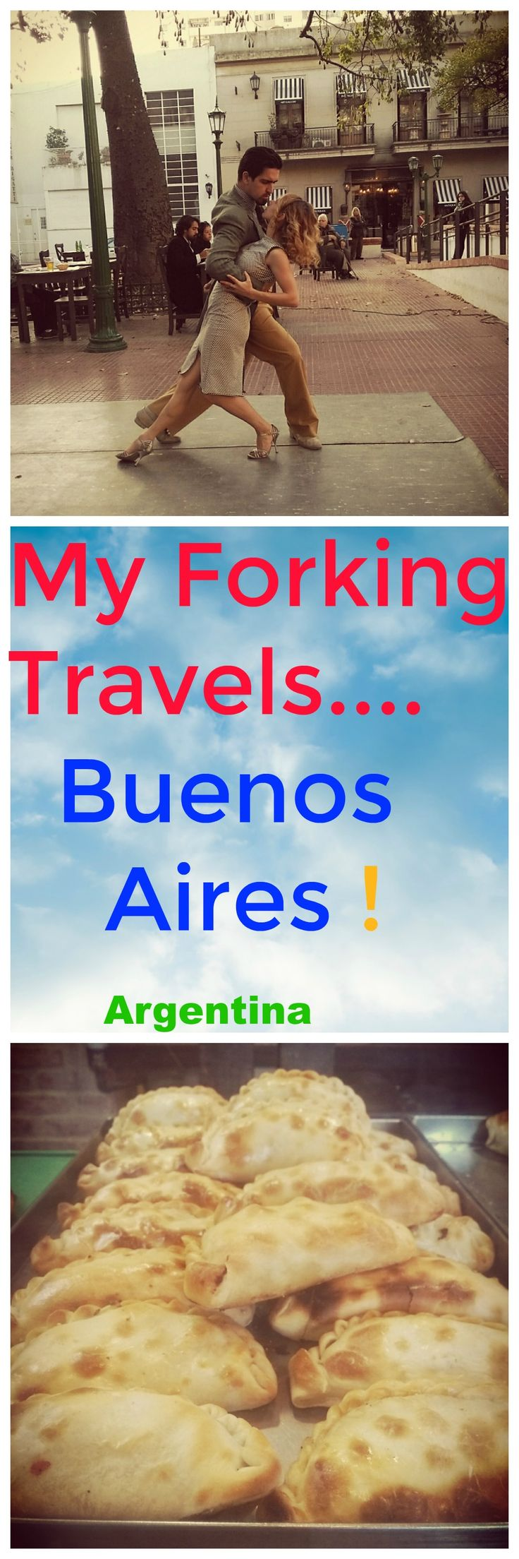 A travel guide to South Americas Buenos Aires in Argentina. Great Food, Budget Travel and great tips.