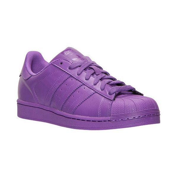superstar men purple
