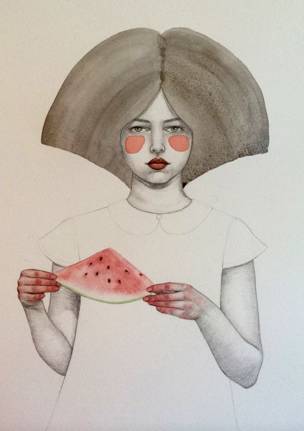 Zora by Sofia Bonati, via Behance