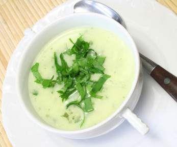 Rezept Bärlauchcremesuppe von Sabi89 - Rezept der Kategorie Suppen