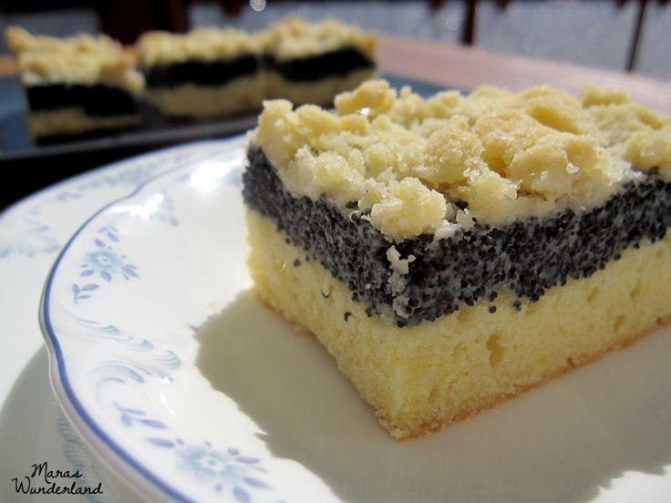 Mohnkuchen-Super lecker!
