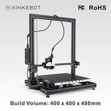 Hot-selling XINKEBOT Orca2 Cygnus 3D Printer Prusa i3 Structure with Different Filaments for Choice