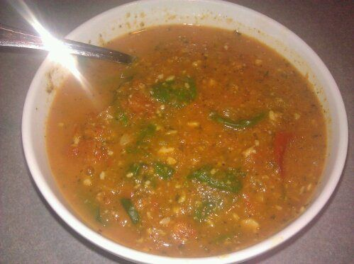 """One of our favourites - """"Eat to Live - Tomato Bisque Soup"""""""