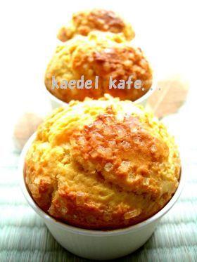 「カステラ fuu マフィン」piko   お菓子・パンのレシピや作り方【corecle*コレクル】