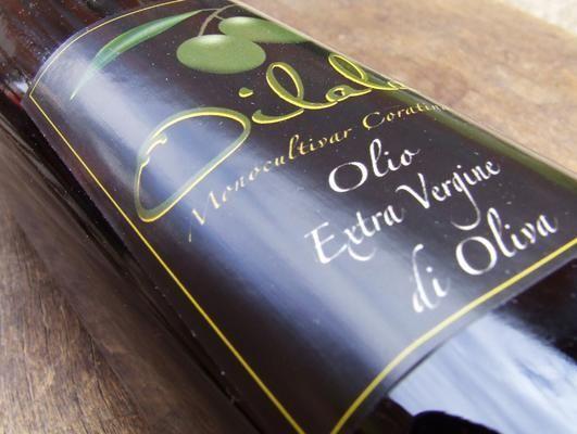 Oilalà  Coratina Cultivar Extra Virgin Olive Oil