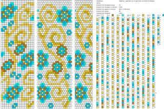 Схемы жгутов от Альбины Тезиной АльТеКо's photos | 1,161 photos | VK