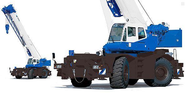 Tadano service repair manual free download - Truck manual