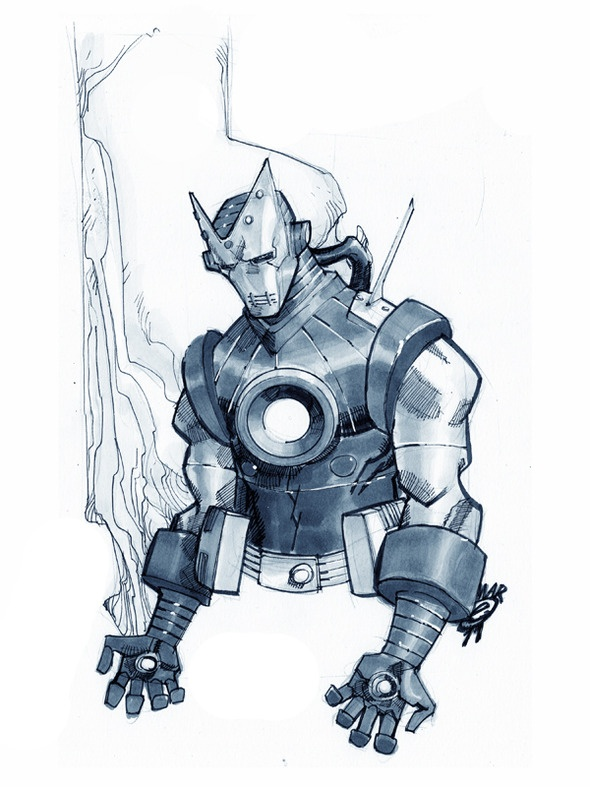 The Uncanny Canete: Con Art and Sensational Sketches by Eric Canete - Blog - GeekDraw