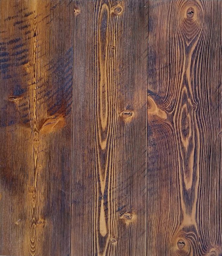 Douglas fir, Mountain finish, Big Horn stain
