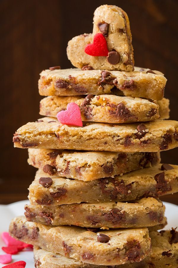 Chocolate Chip Blondies | Cooking Classy