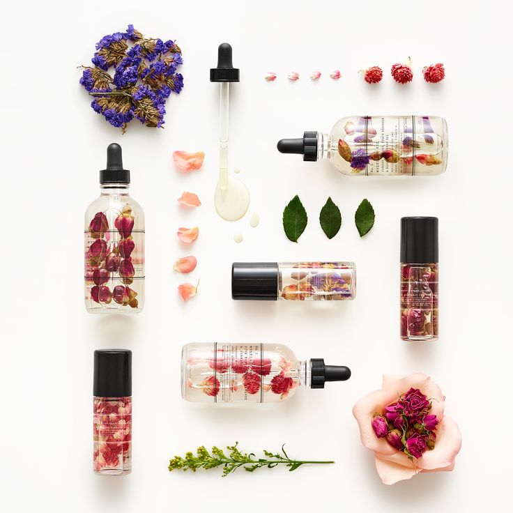 UO Petal Oils Collection - TruFragrance
