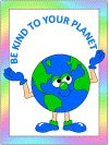 earth day coloring book pages