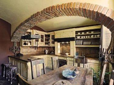 Kuchyně s kouzlem venkova – RezidenceOnline.cz
