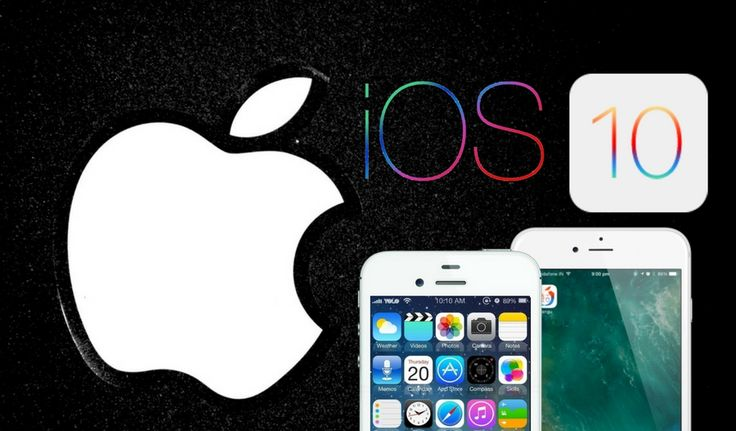 Interesting Countless New Features of Apple iOS 10