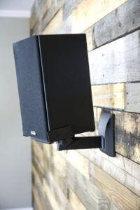 Wireless Wall Mount Surround Speakers
