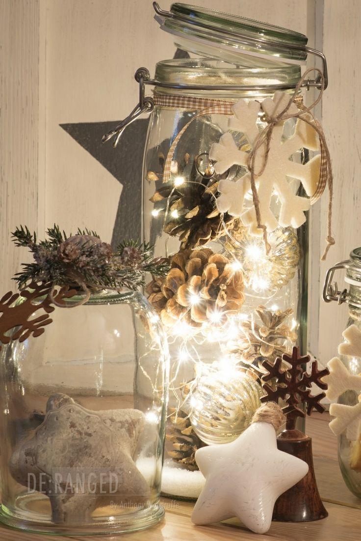 Christmas in a jar