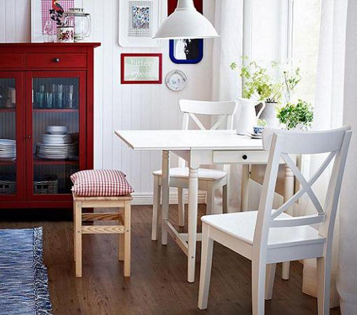 mesas abatibles ikea la solucin para la falta de espacio httpini