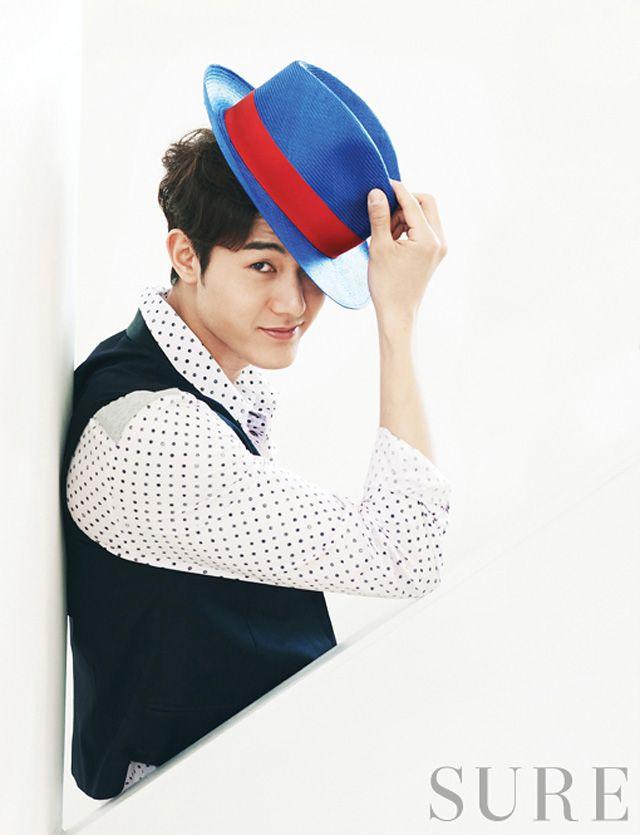 Lee Ki Woo – SURE Magazine