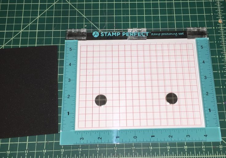Stamp Perfect Positioning Tool Review — Gab with Gaby