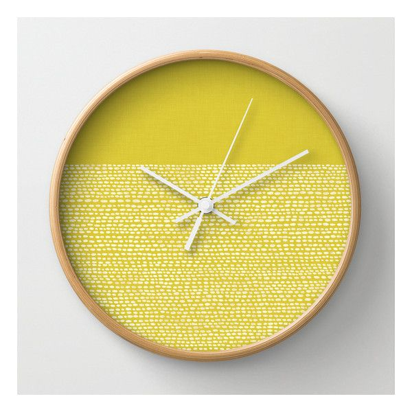 Decorative Clocks For Walls best 25+ yellow clocks ideas on pinterest | scandinavian wall
