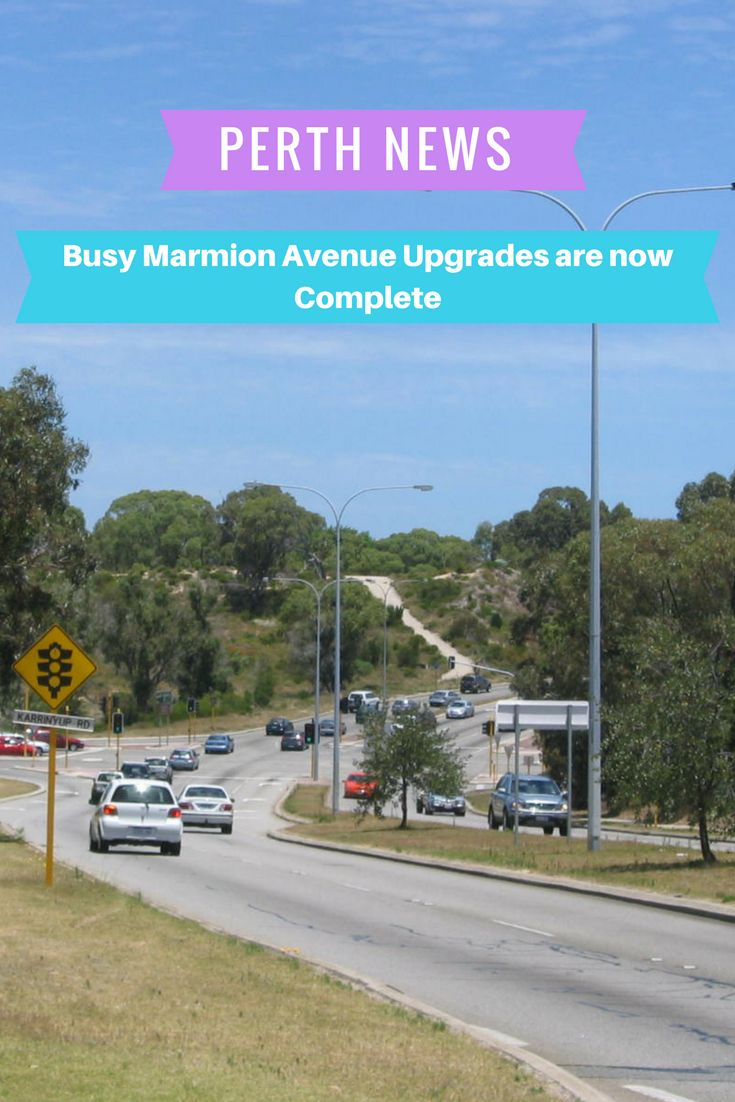 Major upgrades to two busy intersections in Perth's growing northern suburbs have been completed ahead of schedule.