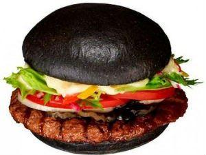 Rede de lanchonetes lança nova geração de hambúrguer preto - Curtir Espetacular