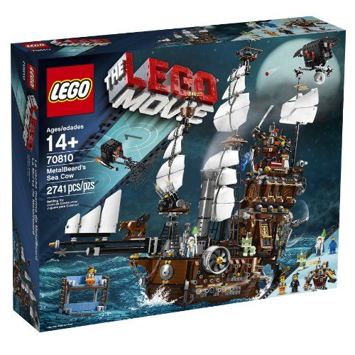 LEGO Movie 70810 Metal Beard's Sea Cow LEGO Movie http://www.amazon.com/dp/B00IANTSGQ/ref=cm_sw_r_pi_dp_j5Upvb05Q5EAE