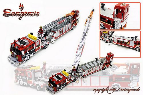"""""""I can think of no more stirring symbol of man's humanity to man than a fire engine."""""""