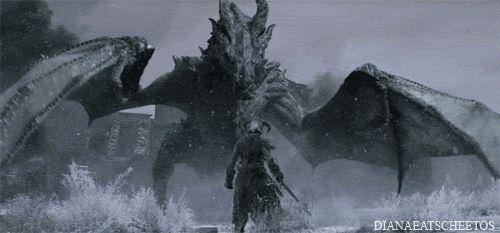 dragon animated GIF