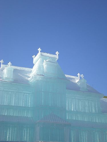 With 106 heat index this looks even more enticing:  The 59th Sapporo Snow Festival #