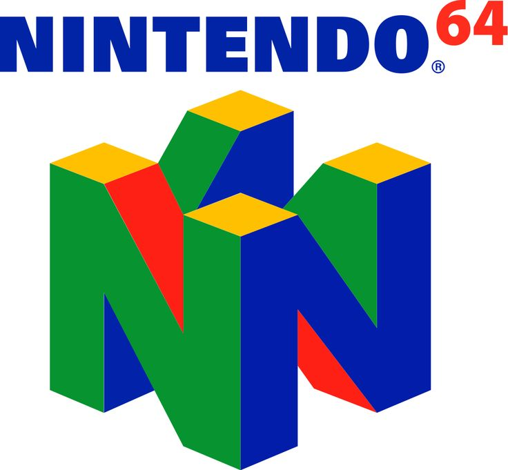 This logo is my childhood. I think it works for 'Nintendo 64' because though it is on of their many, it is one of the most remembered too. It has a retro and childlike feel with it to the colors, and the 3-D effect was all the rage back then with computer graphics.