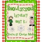 This unit is perfect for winter! The 30 pages include:ABC Order sheetBAM! sight word gameSanta Sort (short vowel picture sort)Santa song an...