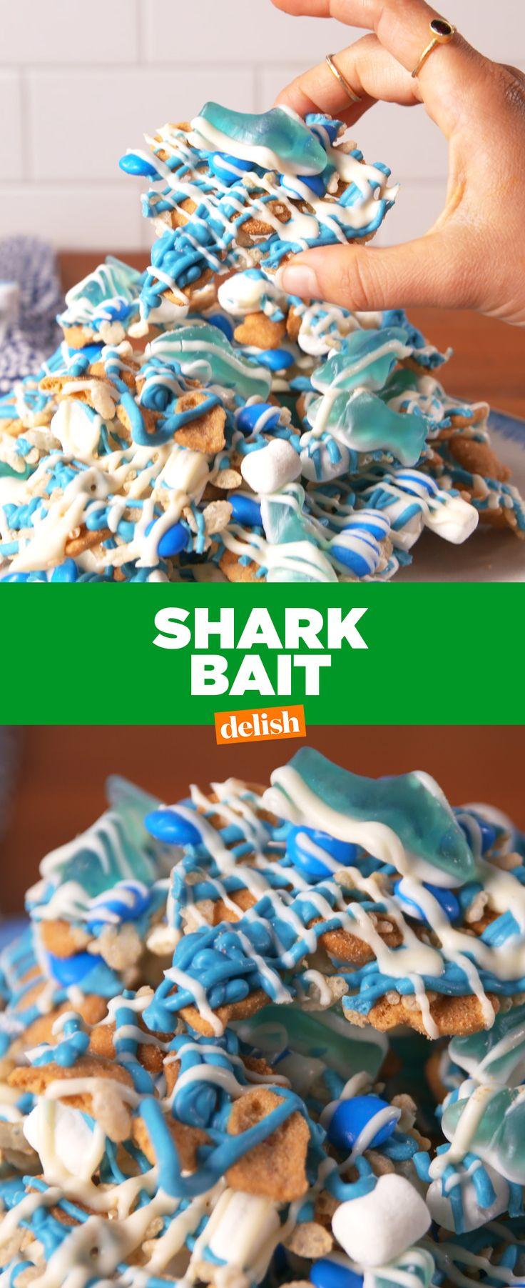 SHARK BAIT, OOH HA HA! Get the recipe at Delish.com.