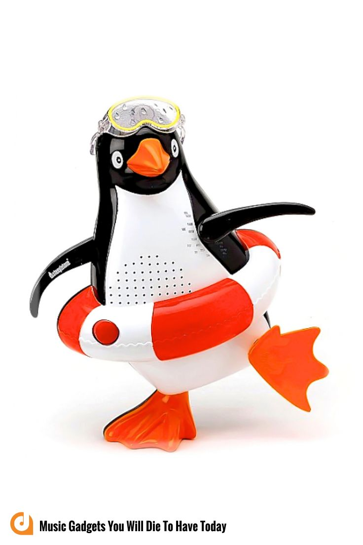 Penguin Shower Radio #DontPayFull