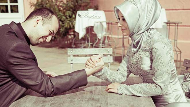 135+ Cute and Romantic Muslim Marriage Couples [Updated]
