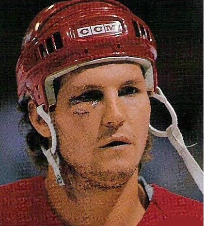 Bob Probert, NHL hockey player