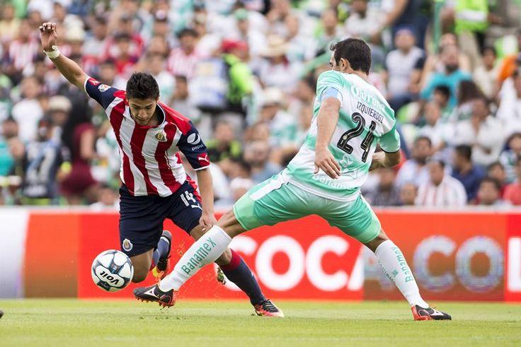 A qué hora juega Chivas vs Santos en la J1 de Copa MX A2017 y por dónde verlo - https://webadictos.com/2017/07/25/hora-chivas-vs-santos-j1-copa-mx-a2017/?utm_source=PN&utm_medium=Pinterest&utm_campaign=PN%2Bposts