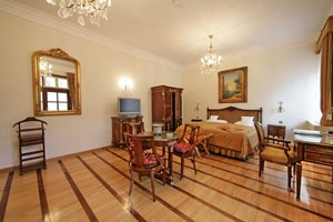 The most romantic hotel in Budapest! St. George in the Castle