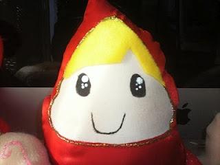 claras estrellas shop: Caperucita Roja