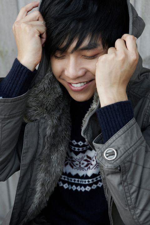Lee Seung Gi -- Aaaahhh, il est tellement mignon !