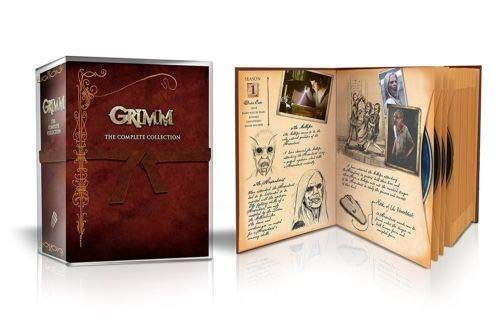 Amazon com: Grimm: The Complete Series Collection Seasons 1