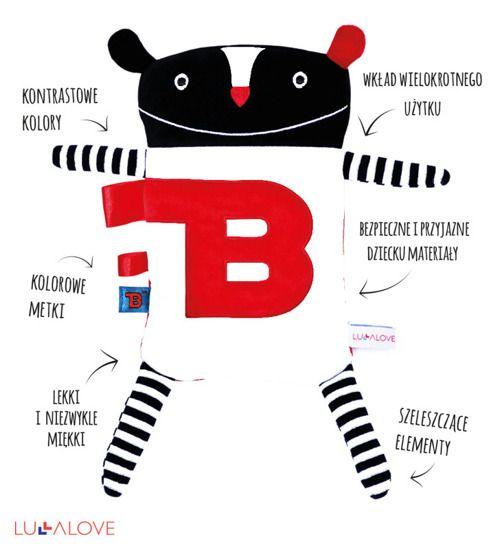 Przytulanka termofor - Mr B. Lullalove